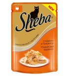 Sheba Delik Mini-Fileciki z indyk 85g