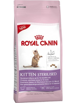 ROYAL CANIN Kitten Sterilised Feline