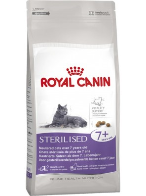 ROYAL CANIN Sterilised Feline 7+