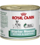 ROYAL CANIN Starter Mousse Mother & Babydog 195 g puszka