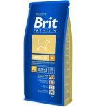 Brit Premium Adult M (Medium) 15kg